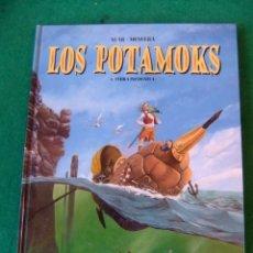 Cómics: LOS POTAMOKS TOMO 1 TIERRA INCOGNITA GLENAT. Lote 147151366