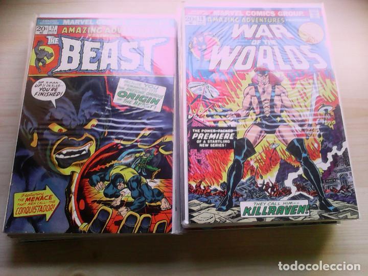 Cómics: Amazing Adventures. Volumen 2. Colección completa. - Foto 10 - 147158146