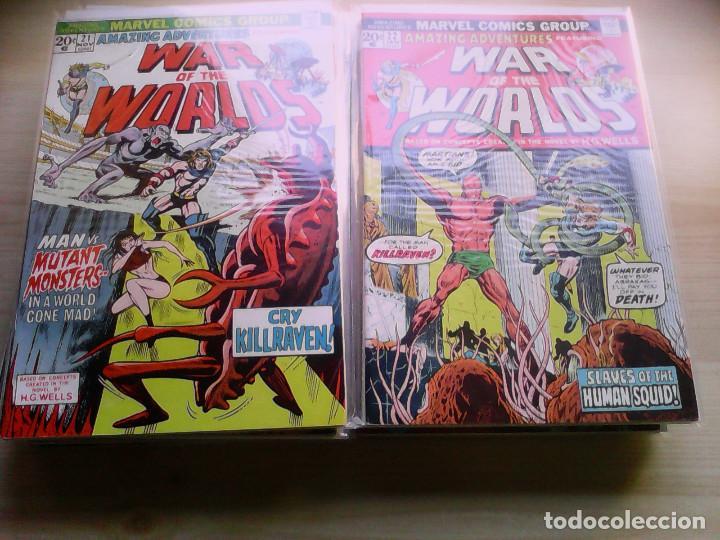 Cómics: Amazing Adventures. Volumen 2. Colección completa. - Foto 9 - 147158146