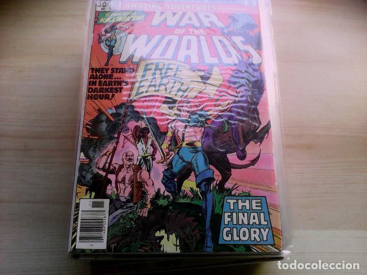 Cómics: Amazing Adventures. Volumen 2. Colección completa. - Foto 13 - 147158146