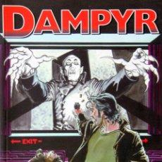 Cómics: DAMPYR DE TIZIANO SCLAVI Nº 18 LA PANTALLA DEMONIACA-BONELLI 2001-3/EDICIONES ALETA 2007. Lote 147263706