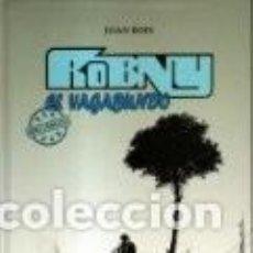Cómics: ROBNY EL VAGABUNDO (JOAN BOIX) DOLMEN - CARTONE - IMPECABLE - OFI15T. Lote 148728721