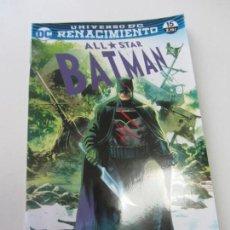 Cómics: ALL STAR BATMAN Nº 15 (ECC EDICIONES) ULTIMO NÚMERO . CX03. Lote 147386462