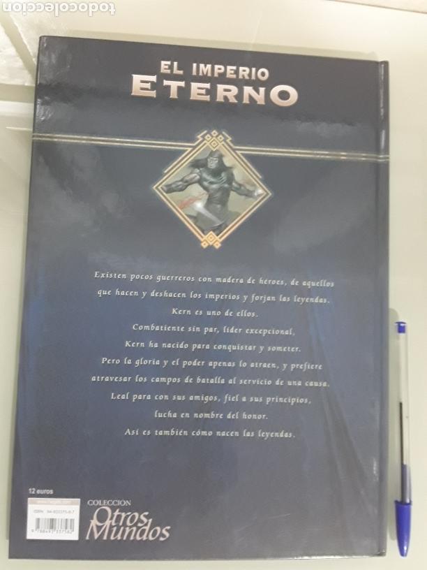 Cómics: EL IMPERIO ETERNO N 1 EL HONOR DEL GUERRERO TAPA DURA, NUEVO. EDICIÓN 2005. Antes 12€ - Foto 2 - 147406977