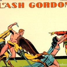 Cómics: FLASH GORDON. VOLUMEN 6. MAC RABOY. EDICIONES B.O. 1978. Lote 147434189