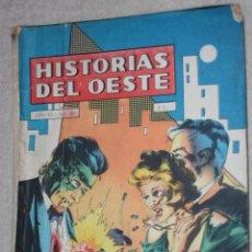 Cómics: HISTORIAS DEL OESTE ALBUM AÑO XI; Nº 49 (EDITORIAL OESTE , ARGENTINA AÑOS 60)-RAREZA_. Lote 147460790