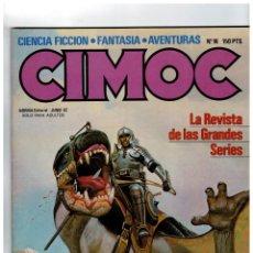 Cómics: CIMOC - COLECCIÓN COMPLETA 1 AL 176 - NORMA,1980. EXCELENTES.. Lote 147499490