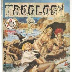 Cómics: TROCLOS. ÁLBUM Nº 1. TOMO RETAPADO . RELATOS GRÁFICOS PARA ADULTOS. EDITORIAL ASTRI. (B/A60). Lote 147558894