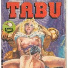 Cómics: TABÚ. Nº 1. RELATOS GRÁFICOS PARA ADULTOS. EDITORIAL ASTRI. (B/A60). Lote 147559406