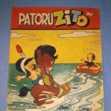 Cómics: COMIC PATORUZITO Nº 219 AÑO 1950 ORIGINAL FLASH GORDON VER FOTOS. Lote 147564934