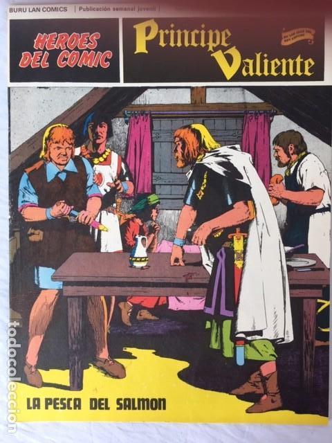 PRINCIPE VALIENTE Nº 80 - ED. BURU LAN (Tebeos y Comics - Buru-Lan - Principe Valiente)