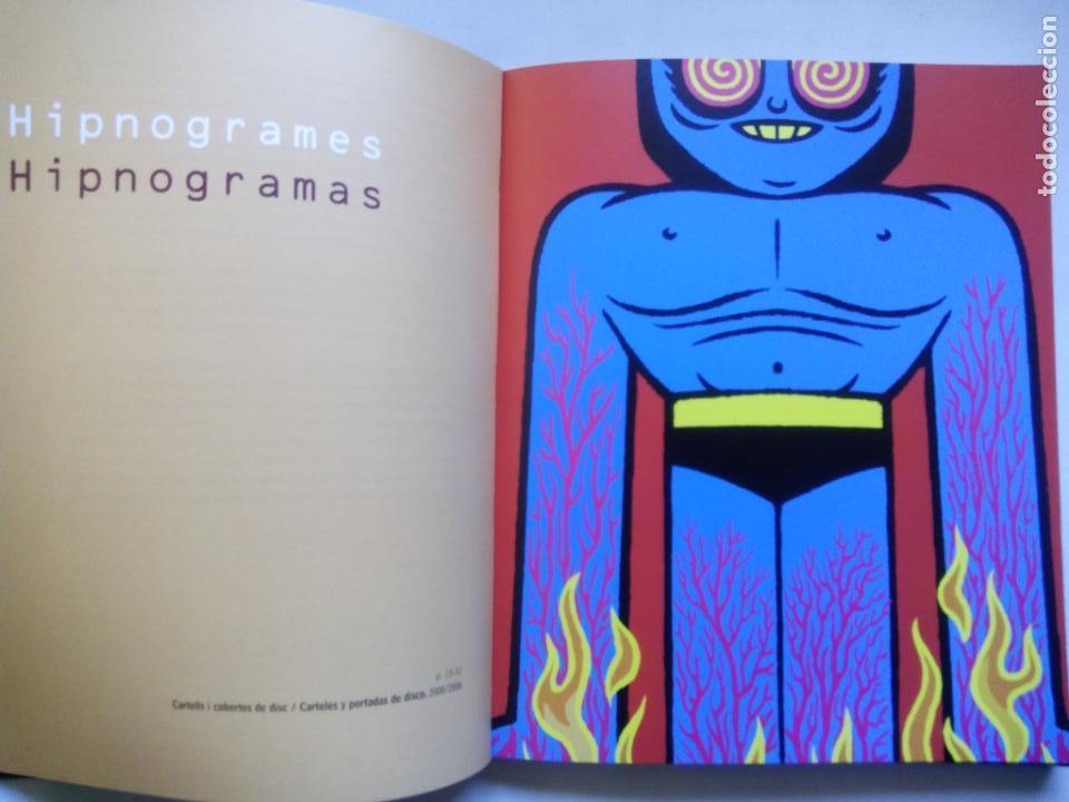 Cómics: MAX. HIPNOTOPÍA. OBRA SOCIAL SA NOSTRA. ESPAÑA 2008. - Foto 5 - 147606770