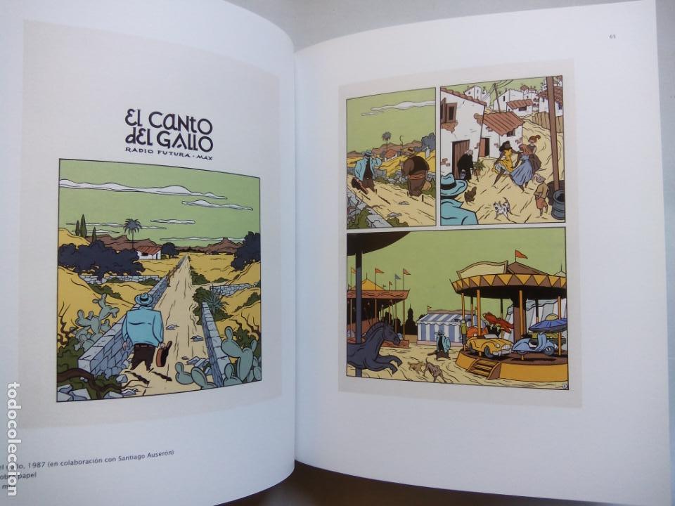 Cómics: MAX. PANÓPTICA. 1973 - 2011. KALANDRAKA EDITORA. ESPAÑA 2011. - Foto 7 - 147610906