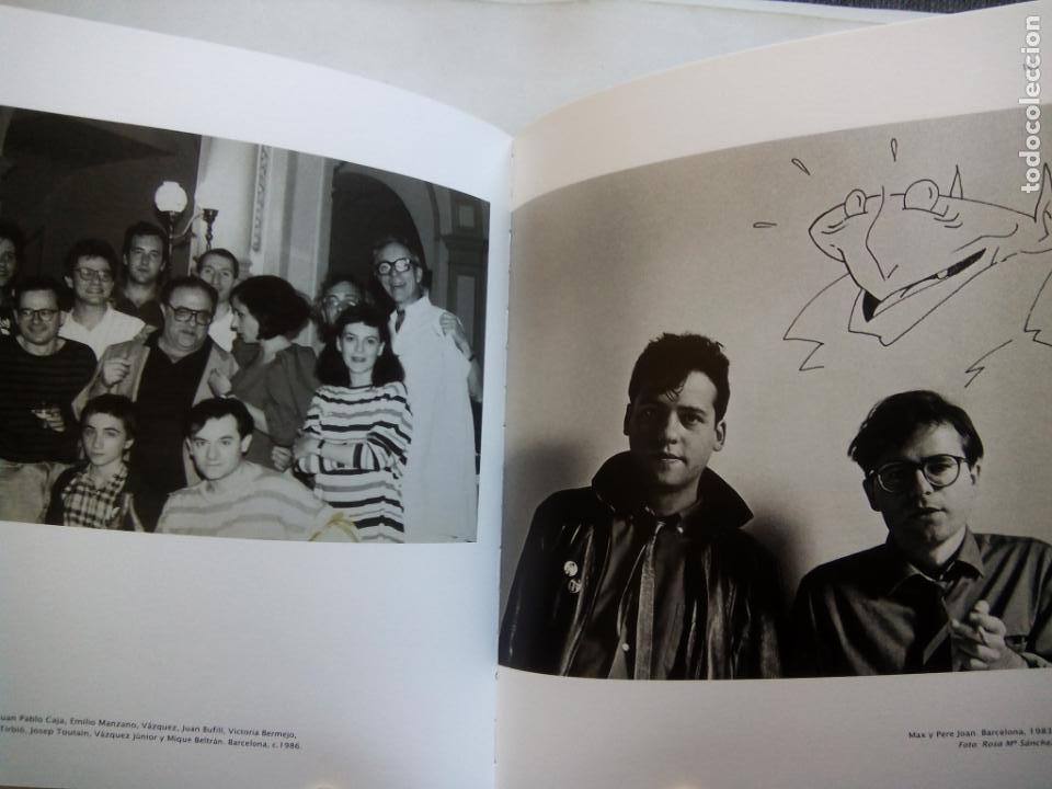 Cómics: MAX. PANÓPTICA. 1973 - 2011. KALANDRAKA EDITORA. ESPAÑA 2011. - Foto 10 - 147610906