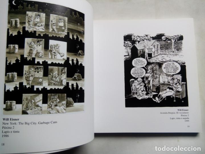 Cómics: VIÑETAS DESDE O ATLÁNTICO 2010. FESTIVAL DA BANDA DESEÑADA A CORUÑA. WILL EISNER. CARLOS PACHECO. - Foto 5 - 147615562
