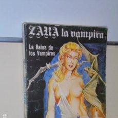 Cómics: ZARA LA VAMPIRA Nº 1 LA REINA DE LOS VAMPIROS - ELVIBERIA -. Lote 147620046