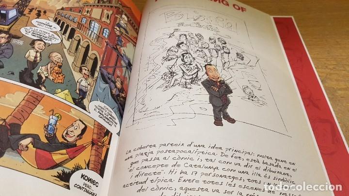 Cómics: POLÒNIA / TENIM UN PROBLEMA / 25 ANIV. TV3 / ED - COLUMNA / TAPA DURA - CATALÁN. OCASIÓN. - Foto 8 - 147696722