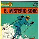Cómics: LAS AVENTURAS DE LEFRANC Nº 3. EL MISTERIO BORG. NETCOM2 EDITORIAL: 1ª EDICIÓN,2012.NUEVO.. Lote 159885964