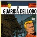 Cómics: LAS AVENTURAS DE LEFRANC Nº 4.LA GUARIDA DEL LOBO. NETCOM2 EDITORIAL: 1ª EDICIÓN,2012.NUEVO.. Lote 159886296