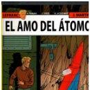 Cómics: LAS AVENTURAS DE LEFRANC Nº 17.EL AMO DEL ÁTOMO. NETCOM2 EDITORIAL: 1ª EDICIÓN,2011.NUEVO.. Lote 159886593