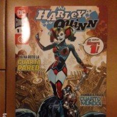 Cómics: HARLEY QUINN / NUEVO UNIVERSO DC / RENACIEMIENTO / Nº 1 / 31 - ...Y AHORA LE TOCA AL CUARTO MUNDO ! . Lote 147789110