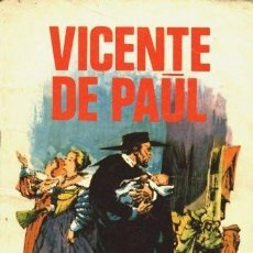 Cómics: VICENTE DE PAÚL EDITORIAL CEME. Lote 147813150