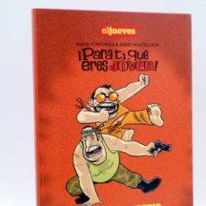 Fumetti: ¡PARA TÍ,QUE ERES JOVEN!. CONTRA EL IMPERIO DEL MAL (MANEL FONTDEVILA / ALBERT MONTEYS) 2010. OFRT. Lote 190104412