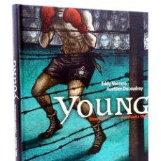 Cómics: YOUNG. TÚNEZ 1911 - AUSCHWITZ 1945 (EDDY VACCARO / AURELIEN DUCOUDRAY) NINTH, 2014. OFRT ANTES 25E. Lote 171880028