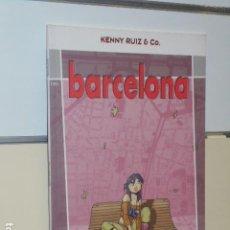 Cómics: BARCELONA KENNY RUIZ & CO. IBERIA BOOK - DOLMEN EDITORIAL - OFERTA. Lote 147905794