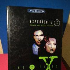 Cómics: TOMO COMICS EXPEDIENTE X 15 FASCICULOS ENCUADERNADOS GLENAT LA VANGUARDIA. Lote 147961328