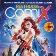 Cómics: PENTHOUSE COMIX . PRIMER EJEMPLAR. 1994. Lote 147991482