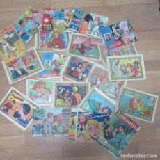 Cómics: LOTE TEBEOS COMIC CHICAS, NIÑAS, AÑOS 50-60. Lote 148089530