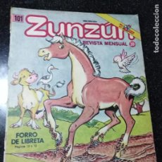 Cómics: CUBA. ZUNZÚN. Nº 101. FEBRERO, 1991.. Lote 148092102