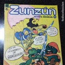 Cómics: CUBA. ZUNZÚN. Nº 81. SEPTIEMBRE, 1988.. Lote 148092186
