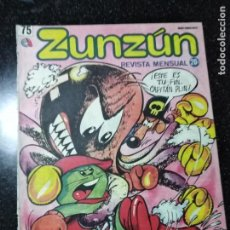Cómics: CUBA. ZUNZÚN. Nº 75. MARZO, 1988.. Lote 148092674