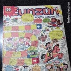Cómics: CUBA. ZUNZÚN. Nº 100. ENERO, 1991.. Lote 148092886