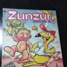 Cómics: CUBA. ZUNZÚN. Nº 109. OCTUBRE, 1991.. Lote 148093274