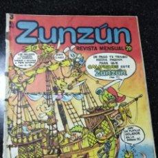 Cómics: CUBA. ZUNZÚN. Nº 13. 1982.. Lote 148093410