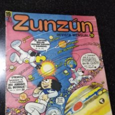 Cómics: CUBA. ZUNZÚN. Nº 19. 1982.. Lote 148094118