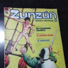 Cómics: CUBA. ZUNZÚN. Nº 88. ABRIL, 1989.. Lote 148094302