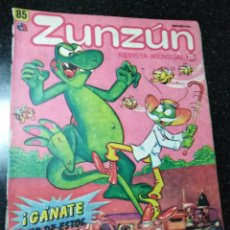 Cómics: CUBA. ZUNZÚN. Nº 85. ENERO, 1989.. Lote 148094386