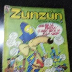 Cómics: CUBA. ZUNZÚN. Nº 87. MARZO, 1989.. Lote 148094426