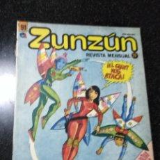Cómics: CUBA. ZUNZÚN. Nº 91. JULIO, 1989.. Lote 148094518