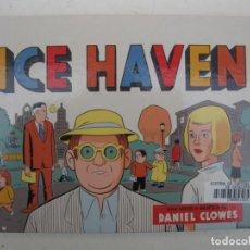 Cómics: ICE HAVEN - DANIEL CLOWES - RESERVOIR BOOKS - RANDOM HOUSE MONDADORI - AÑO 2006.. Lote 148175334