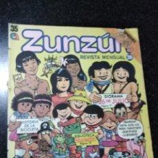 Cómics: CUBA. ZUNZÚN. Nº 35. 1984.. Lote 148218406