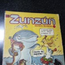 Cómics: CUBA. ZUNZÚN. Nº 115. MAYO, 1992.. Lote 148218818