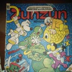 Cómics: CUBA. ZUNZÚN. Nº 11. 1982.. Lote 148218338