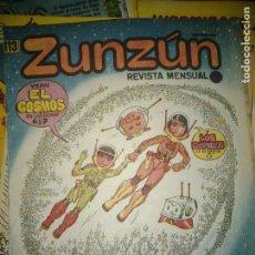 Cómics: CUBA. ZUNZÚN. Nº 113. MARZO, 1992.. Lote 148218938