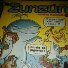 Cómics: CUBA. ZUNZÚN. Nº 115. MAYO, 1992.. Lote 148220922