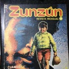 Cómics: CUBA. ZUNZÚN. Nº 82. OCTUBRE, 1988.. Lote 148221074